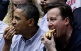 Obama và 10 khoảnh khắc phát cuồng vì thức ăn khiến người ta quên mất ông là tổng thống Mỹ