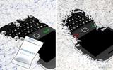 Những mẹo cực đơn giản giúp bạn cứu điện thoại khi chẳng may bị ướt