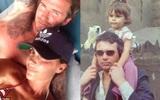 Vic hào hứng khoe ảnh ấu thơ mừng sinh nhật tuổi 40