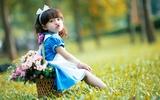 Ngắm bộ ảnh cổ tích đẹp như mơ của cô bé Việt 6 tuổi