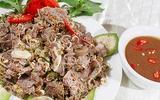 Đủ món ngon từ thịt dê Ninh Bình