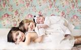 Những bức ảnh làm trái tim tan chảy chỉ có ở các gia đình đông con