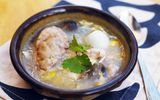 Cách nấu súp gà nhanh gọn mà bổ dưỡng