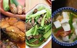 Thực đơn dinh dưỡng chỉ 58.000đ cho bữa tối ấm cúng