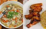 2 món ngon từ thịt gà cho bữa tối thêm hương vị