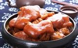 Món ngon cuối tuần: Chân giò hầm đậu nành