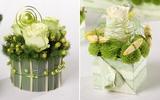 2 cách cắm hoa bàn tiệc nhanh mà trang nhã tinh tế