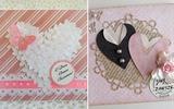 Valentine thật ý nghĩa với 2 cách làm thiệp cực yêu