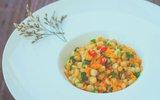 Bắp xào - món ăn vặt cực ngon ngày giao mùa