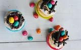Cupcake tổ chim siêu cute cho bé yêu thích thú