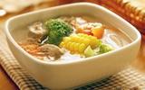 Canh thịt bò nấu rau củ ngon lành bổ dưỡng