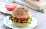 Cách làm bánh Hamburger từ A-Z cho bạn trổ tài!