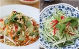 2 món ăn từ dưa leo giúp bạn tránh tăng cân dịp nghỉ lễ