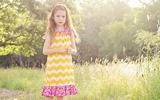 Tự may váy hai dây cực xinh cho bé đón hè thật mát!