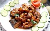 Cá kho cà ri thơm phức cho bữa tối