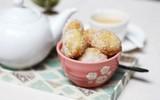 Bánh tiêu đường mini cho buổi trà chiều thêm hương vị