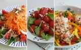 3 món salad dễ làm - ngon miệng - đẹp da