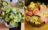 Làm đẹp nhà mình với 2 cách cắm hoa xinh yêu