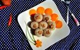 Mát ngọt ngon cơm với món vải nhồi tôm thịt hấp