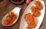 Kim chi chua giòn - món ăn kèm cực ngon