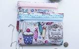 Bộ túi đựng đồ dễ thương với cách may vô cùng đơn giản