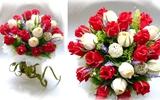 Cách cắm hoa hồng ngọt ngào đáng yêu mà dễ dàng