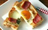 Biến tấu bánh mì trứng siêu tốc mà cực ngon cho bữa sáng