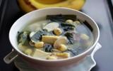 Ngọt lành hấp dẫn món canh rong biển nấu nấm