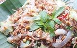 Gỏi sứa bắp chuối chua ngọt ngon giòn siêu hấp dẫn
