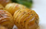 Trời lạnh, làm khoai tây nướng thơm lừng ngon ngất ngây