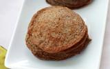 Làm bánh pancake mềm ngon mà không cần bơ và bột mì