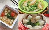 Bộ sưu tập 9 món canh ngon rẻ cho bữa tối