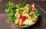 Salad hoa quả mát giòn ăn no không lo tăng cân!