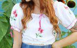 Hô biến áo cũ thành áo croptop thời trang sành điệu