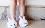 May dép thỏ bông cho bé yêu đón mùa đông thật ấm áp