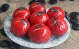 Thử tài làm bánh gấc đỏ mọng dẻo thơm siêu hấp dẫn!