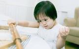 Bộ ảnh đẹp về cô bé 3 tuổi có số phận đặc biệt