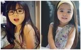 Cô bé 4 tuổi xinh đẹp khiến cộng đồng mạng phát sốt