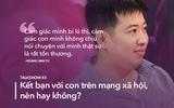 Hoàng Anh Tú: Ở Việt Nam chưa có phần mềm giám sát, nhưng lại có nguyên một tổ chức gọi là