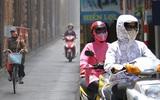 Thời tiết ngày 3/4: Hà Nội tiếp tục mưa phùn, TP.HCM nắng nóng