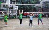 Cận cảnh buổi huấn luyện đặc biệt ở lớp học tăng chiều cao cho trẻ em tại Sài Gòn