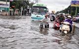 Thời tiết TP.HCM hôm nay (29/9): Lại mưa to, lo ngập
