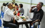 Những ẩn ý ít người biết đằng sau bữa tối bún chả của Tổng thống Obama