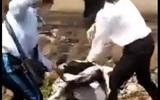 Xuất hiện clip 3 nữ sinh lớp 9 đánh nhau tơi bời