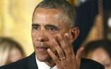Những khoảnh khắc xúc động của Obama suốt 8 năm qua