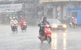 Siêu bão vào Trung Quốc, miền Bắc chuẩn bị mưa 4 ngày