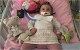 Các bác sĩ chuẩn bị rút máy thở của bé gái 1 tuổi, nhưng điều kỳ diệu đã xảy ra...