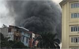 Hà Nội: Cháy rụi 4 căn nhà ở Trần Khát Chân, nhiều người hoảng loạn bỏ chạy, chủ nhà ngất xỉu