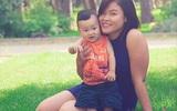 Mẹ Châu Á dù ở Tây vẫn thích con nặng cân