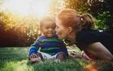 Bộ ảnh Con nuôi đầy cảm động của một người mẹ